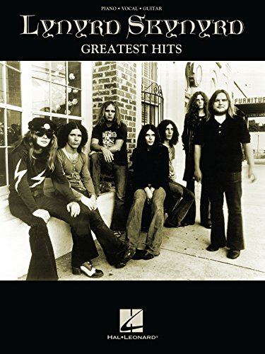 Lynyrd Skynyrd - Greatest Hits Songbook: For Piano, Voice and Guitar (English Edition)