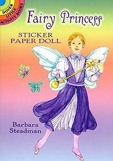 Fairy Princess Sticker Paper Doll