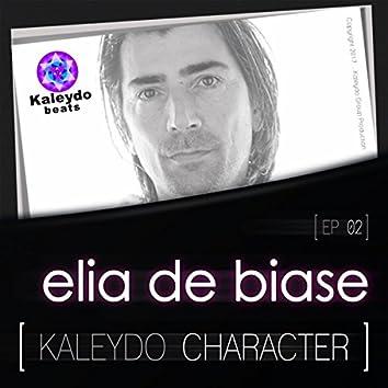 Kaleydo Character: EP 2