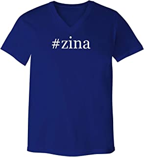 #Zina - Adult Bella Canvas 3005 Unisex V-Neck T-Shirt