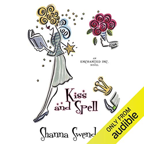 Couverture de Kiss and Spell