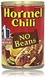 (3 Pack) Hormel Chili, No Beans, 15 Oz
