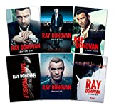 Ray Donovan Complete Series Collection Seasons 1-6 (DVD, 2019)