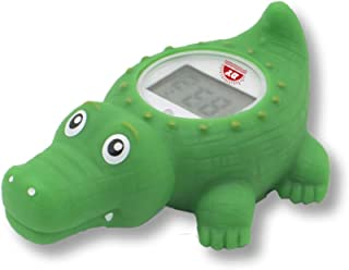 Doli Yearning Baby Bath Thermometer| Kids' Bathroom Safety Products| in Alligator Lovely Shape| All Available for Fahrenhe...