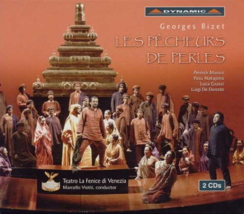 Les pecheurs de perles (The Pearl Fishers): Act II Scene 1: Les barques ont gagne la greve (Nourabad, Leila, Chorus)