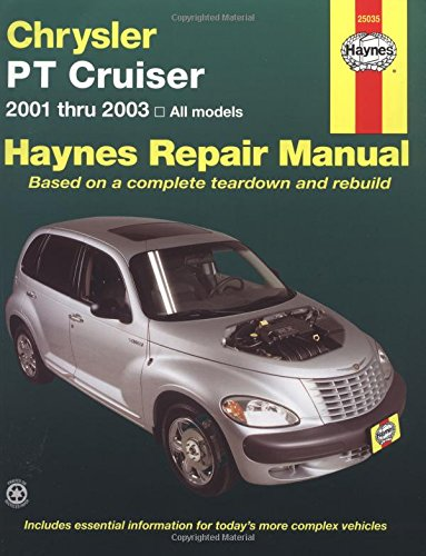 Chrysler Pt Cruiser Automotive Repair Manual (Hayne\'s Automotive Repair Manual)