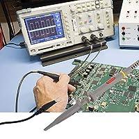 1M 100MHzPVCオシロスコーププローブセット接続回路用産業用オフィス向け高精度プロフェッショナル