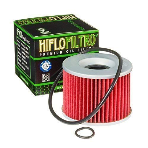 Ölfilter Hiflo passend für Honda CB900 F Boldor SC01 1981