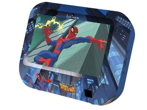 Lexibook DMPTV1SPFR - Spider-Man Mini LCD-TV mit DVB-T