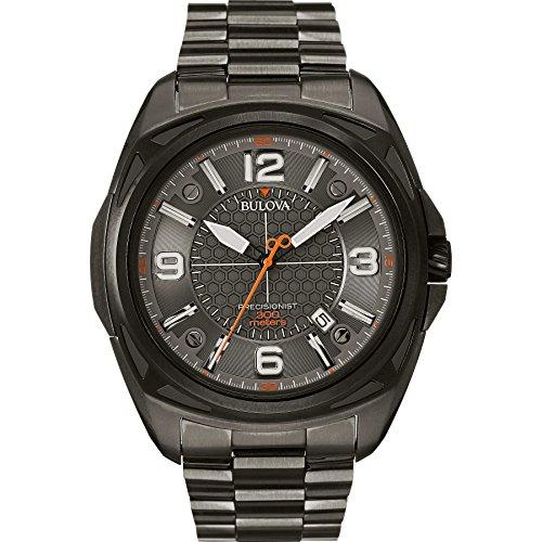 Bulova 98B225–Orologio, cinturino in acciaio inox placcato, colore:...