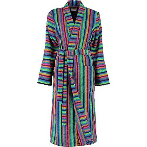 Cawö Kimono damesbadjas Lifestyle badstof
