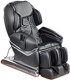 newgen medicals Sessel Ganzkörper-Massagesessel GMS-150 mit Infrarot-Wärme, schwarz...