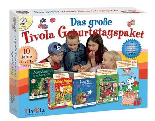 Das große Tivola Geburtstagspaket