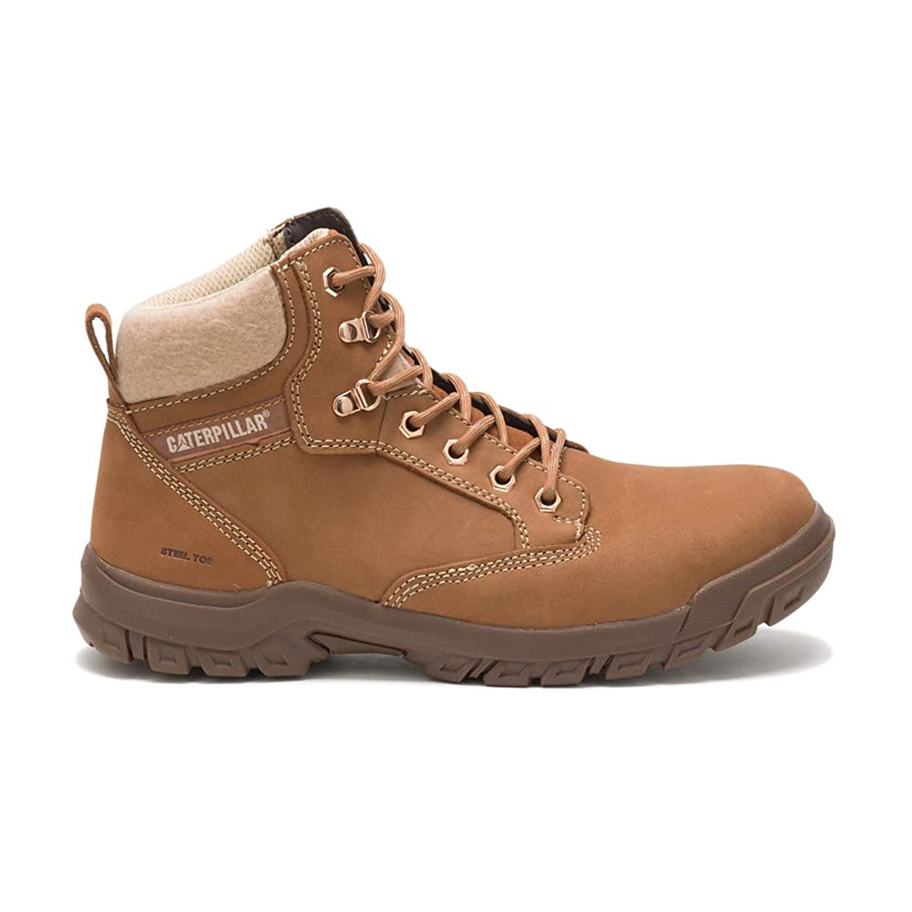 地元等しい担当者[CATERPILLAR] Tess Steel Toe Work Boot 's / -