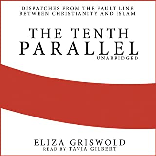 The Tenth Parallel audiobook cover art