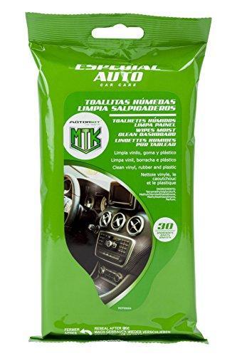 Motorkit SHI00604 Toallitas para Limpieza Del Salpicadero, 30 unidades