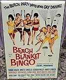 Beach Blanket Bingo Movie Poster 2' x 3' Refrigerator Locker MAGNET Avalon