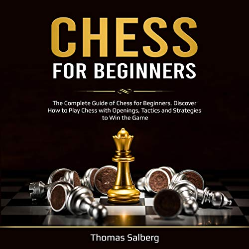 Chess for Beginners audiobook cover art