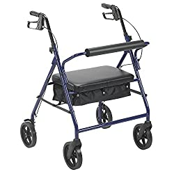 Rolling Walker For Big And Tall People