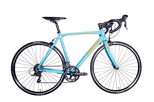Poseidon Triton Road Bike (Le Mans Orange, 48cm)