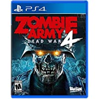 Zombie Army 4 Dead War for PlayStation 4 by Sold Out
