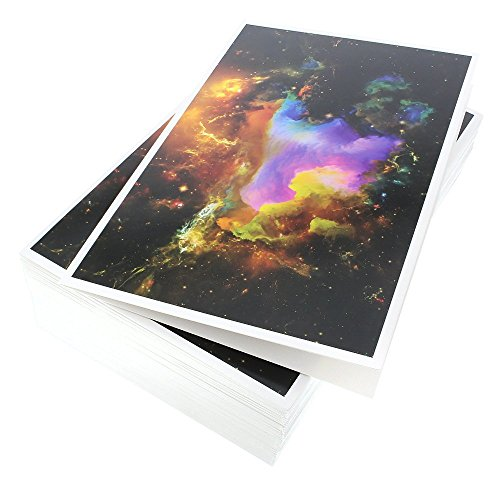 48 Pack All Occasion Greeting Cards - Assorted Blank Note Cards Bulk Box Set Cosmic Designs - Envelopes Included - 4 x 6 Inches Photo #6