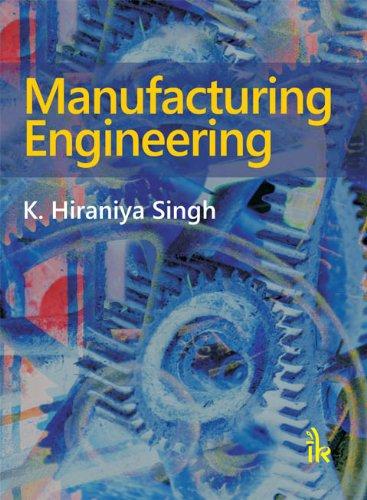 Manufacturing Engineering (English Edition)