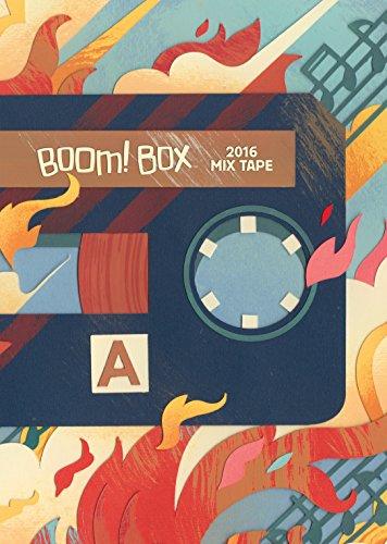 BOOM! BOX 2016 Mix Tape (BOOM! BOX Mix Tape) (English Edition)