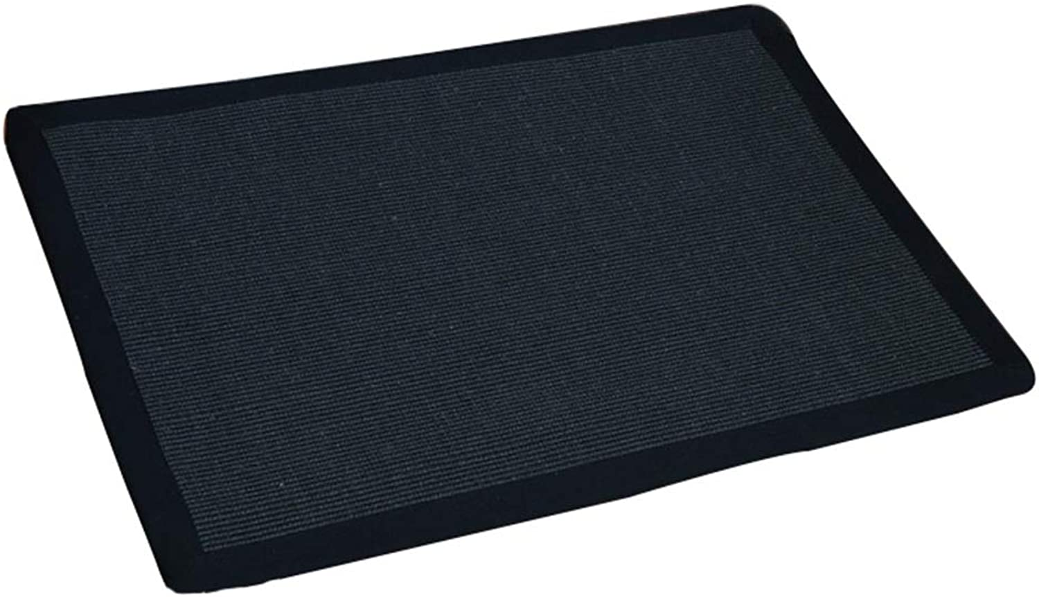 JIAJUAN Natural Material Front Doormat Entrance Non Slip Withstand Voltage Air Permeability Dirt Trapper Mats Durable Floor Mat (color   A, Size   60X150cm)