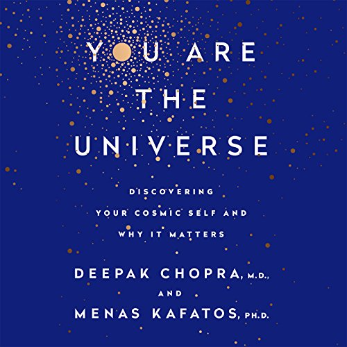 You Are the Universe audiobook cover art