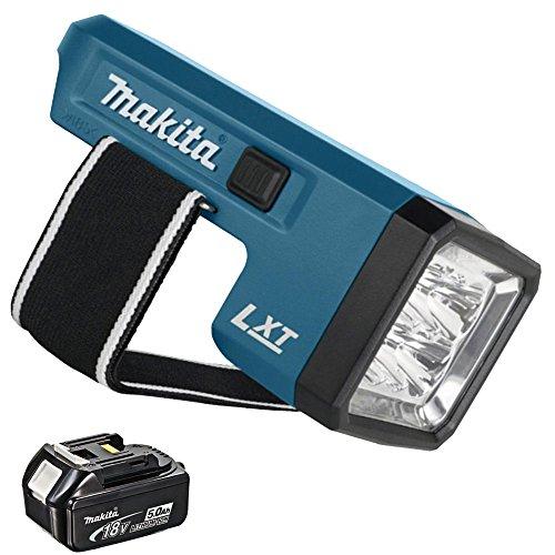 Makita–Batería recargable de fluorescente linterna de LED con BL18505.0ah 18V