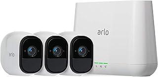 Netgear Arlo Pro Base + 3 Cameras
