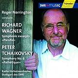 Roger Norrington conducts Richard Wagner, Peter Tchaikovski