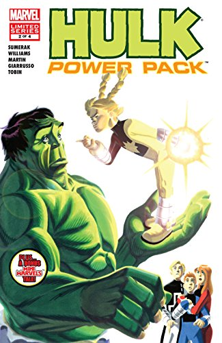 Hulk and Power Pack (2007) #2 (of 4) (English Edition) eBook ...