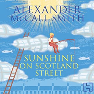 Sunshine on Scotland Street     44 Scotland Street, Book 8              By:                                                                                                                                 Alexander McCall Smith                               Narrated by:                                                                                                                                 David Rintoul                      Length: 8 hrs and 54 mins     80 ratings     Overall 4.5