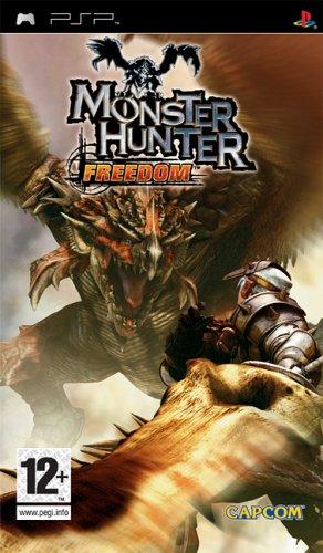 Monster Hunter Freedom - Essentials (PSP)