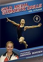 Gold Medal Gymnastics Drills: Floor [DVD]