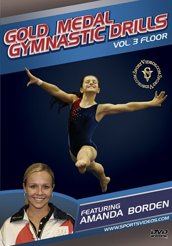 Gold Medal Gymnastic Drills - Vol 3 Floor [UK Import]