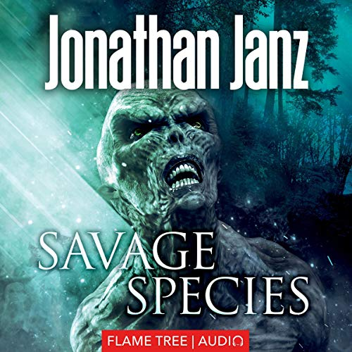 Savage Species cover art