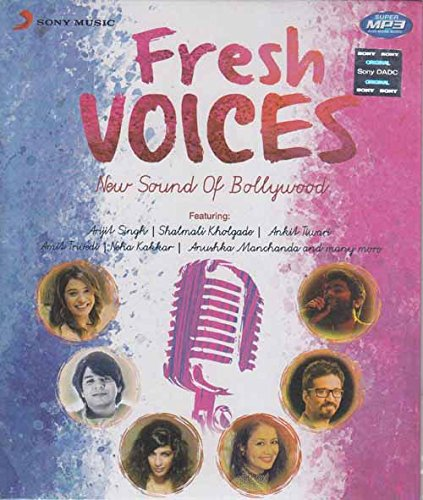 Fresh Voices - New Sound of Bollywood