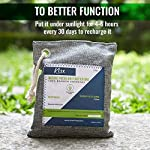 Nature Fresh Air Purifier Bags - Activated Charcoal Bags Odor Absorber, Odor Eliminator for House, Shoe Deodorizer, Car… 14 MEGA-VALUE ODOR NEUTRALIZER 6-PACK: The Kisx activated charcoal bags set is here to give you more bang for your buck and help you keep your home smelling great. Our charcoal bags odor absorber set is versatile for all spaces. NATURAL AIR PURIFIER BAGS FOR 24/7 FRESHNESS: Now you can breathe fresh air with our odor absorbers for home. Unlike plug-in deodorizers for home or any chemical-packed air deodorizer for home, our air purifying charcoal bags are made from 100% pure bamboo. GET RID OF FOUL ODORS ONCE & FOR ALL: Looking for a room deodorizer for home to eliminate unpleasant smells? Our charcoal air purifiers can be used as a natural air freshener, dog odor eliminators for home, car deodorizers or closet air freshener.