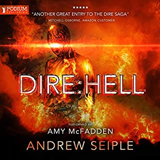 Dire: Hell                   Written by:                                                                                                                                 Andrew Seiple                               Narrated by:                                                                                                                                 Amy McFadden                      Length: 11 hrs and 27 mins     Not rated yet     Overall 0.0