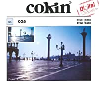 Cokin 角型レンズフィルター Z025 ブルー 82C 100×100mm 色彩効果用 700251