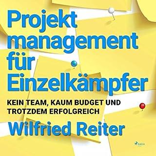 Projektmanagement für Einzelkämpfer Titelbild