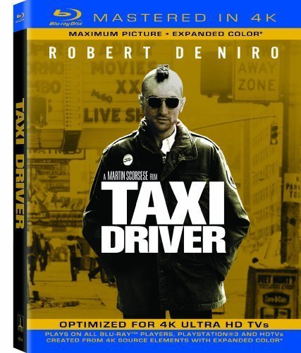 Taxi Driver (Mastered in 4K) (Single-Disc Blu-ray + UltraViolet Digital Copy) by...