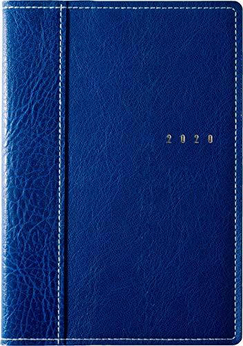 高橋 手帳 2020年 4月始まり B6 ウィークリー シャルム 5 ネイビー No.635