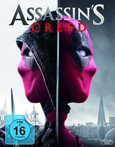 Assassin's Creed - Deadpool Photobomb Edition [Blu-ray]