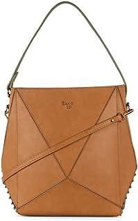 Baggit Autumn-Winter 2019 Faux Leather Women's Tote Handbag (Green) (Vinky Y G Z)