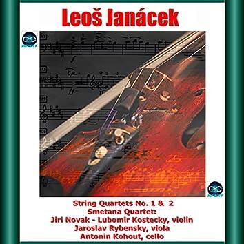 Janáček: String Quartets No. 1 & 2