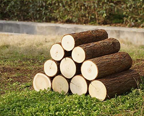 HKNP Tanne, Brennholz, Brennholz, Zierholz, Durchmesser 4-6Cm, Länge 50Cm